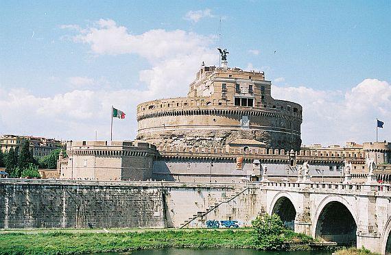 святой ангел замок ватикана