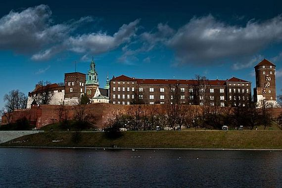 вавельский замок