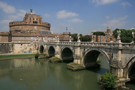 замок святого ангела рим