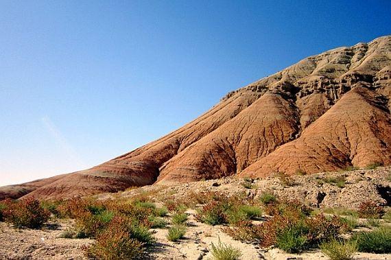 фото меловые горы