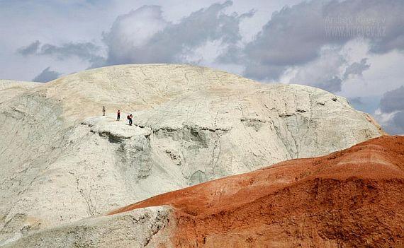 горы актау