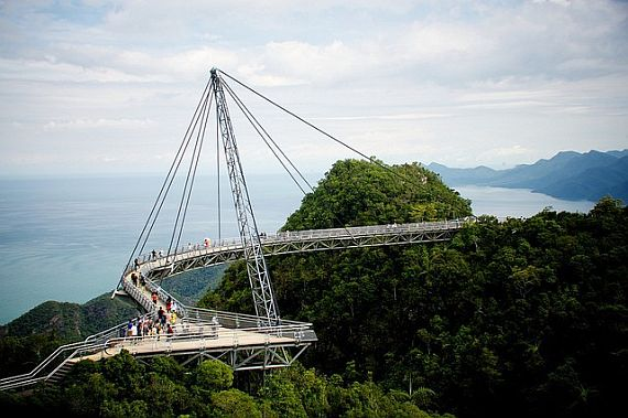 мост Лангкави (Langkawi Sky Bridge)