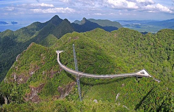 мост лангкави