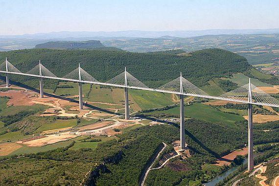 мост виадук мийо