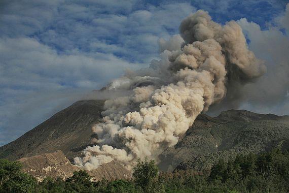 остров ява вулканы
