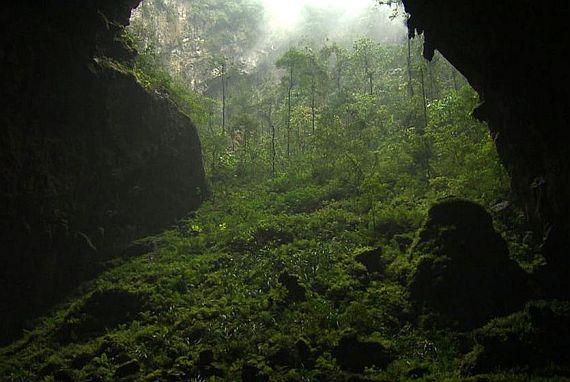 самая большая пещера на земле