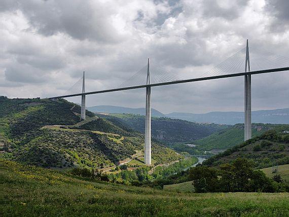 виадук мийо мост
