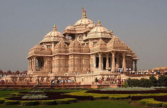 Большой храм в индии