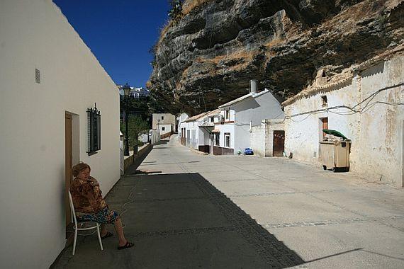 Город скала, Испания