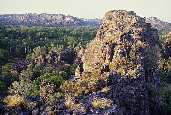 Kakadu Rocks