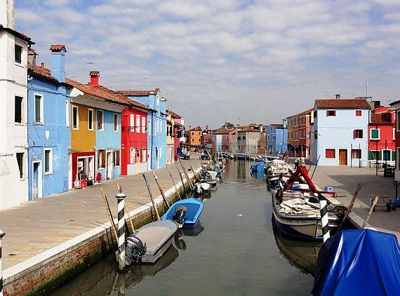 Остров в Венеции