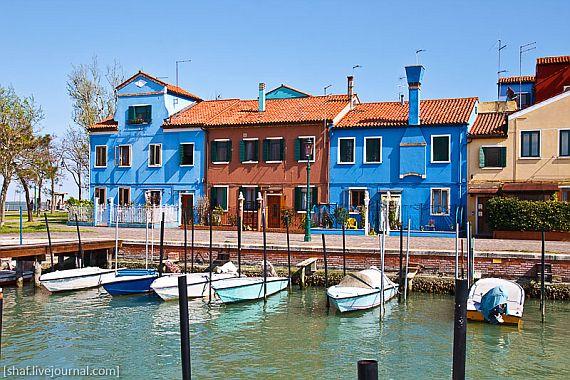 бурано венеция