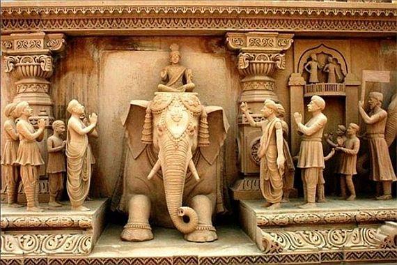 храм акшардхам фото