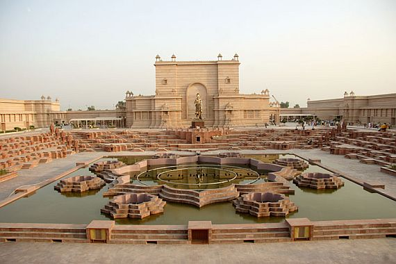 индия храм акшардхам
