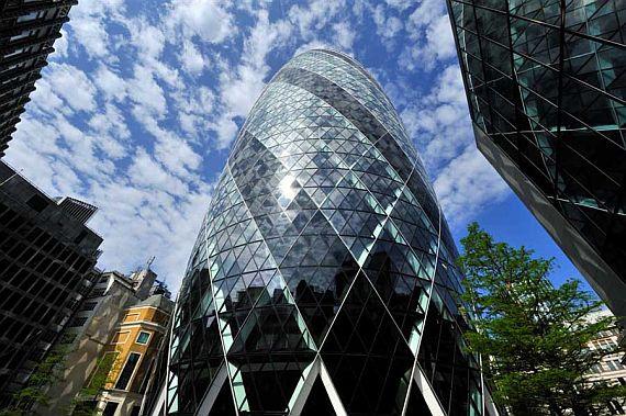 небоскреб в лондоне