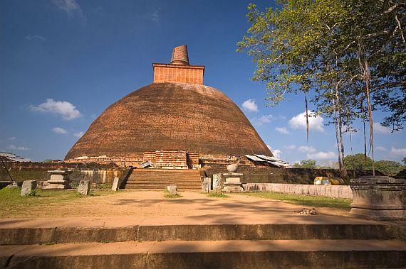 Anuradhapura Jetavana Stupa