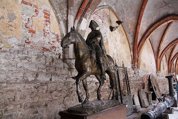 Латвия, домский собор, музей