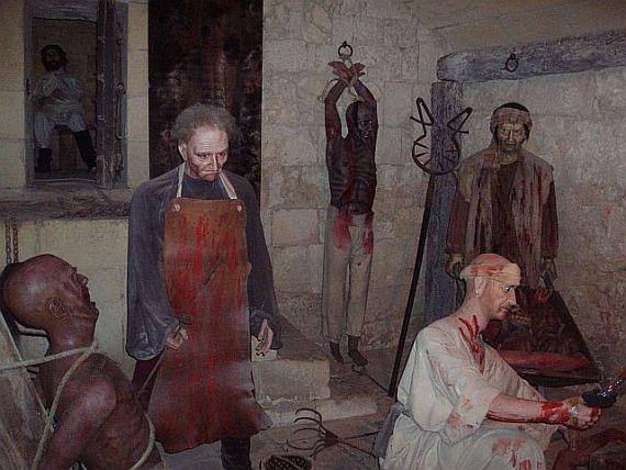 Мальта, музей пыток