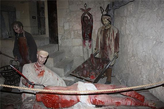 Мдина, музей пыток