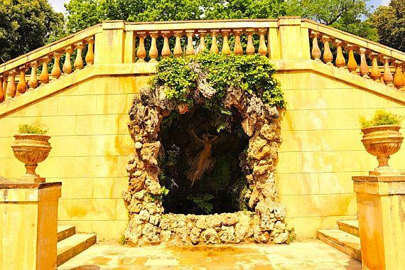 Парк Лабиринт в Испании