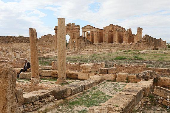 древнеримский город