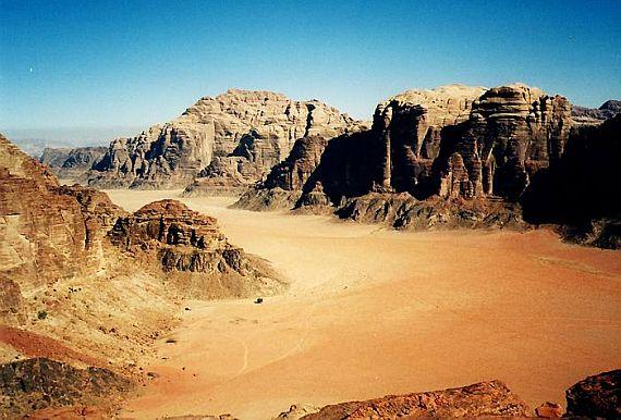 иордания вади рам