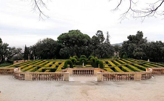 парк в испании