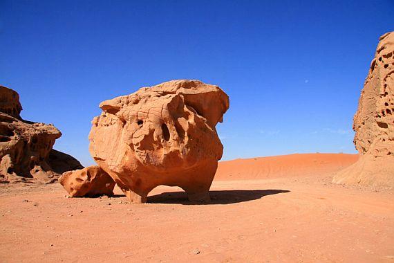 пустыня вади рам, Иордания