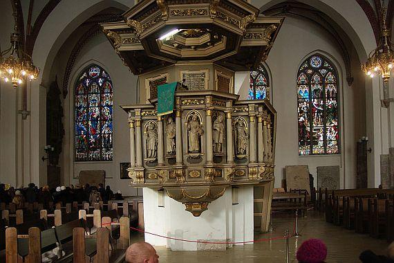 рига домский собор фото
