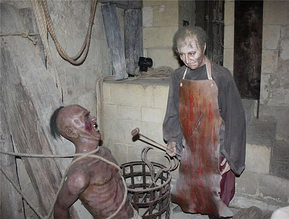 старый музей пыток
