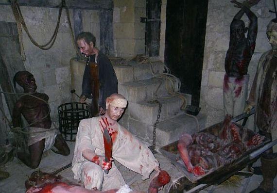 страшные казни, музей пыток