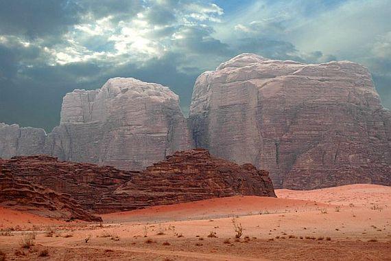 вади рам в иордании