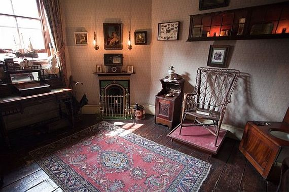 Англия, музей шерлока холмса