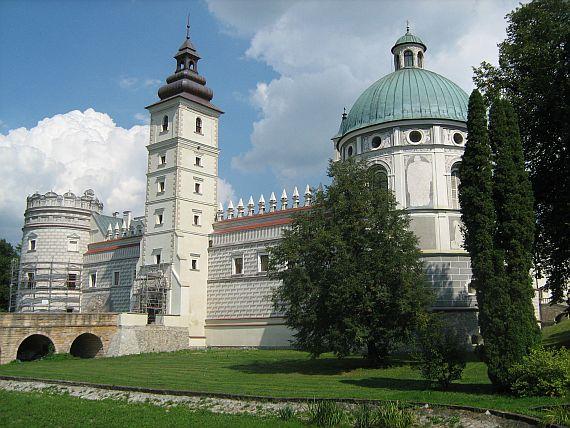 Красицкий замок в польше