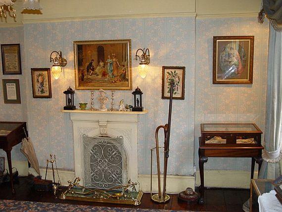 Музей Шерлока Холмса в Англии
