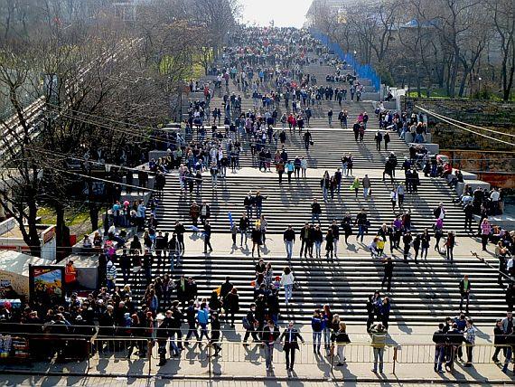 потемкинская лестница фото