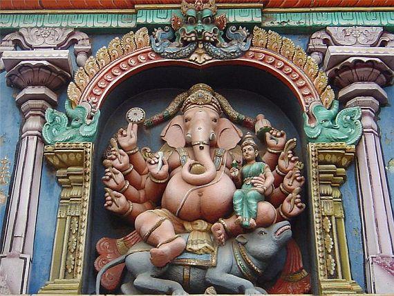 Храм минакши, город Мадурай