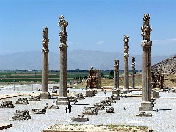 Иран, Персеполь