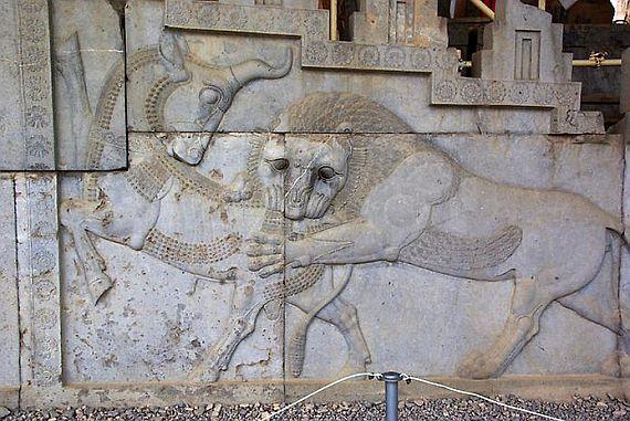 Персеполь древний город
