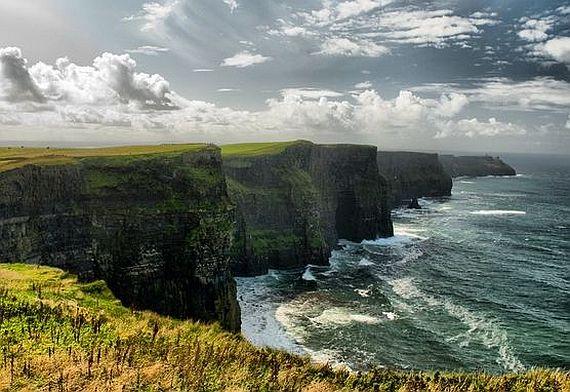 Скалы Мохер в Ирландии