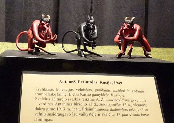 caunas devil museum