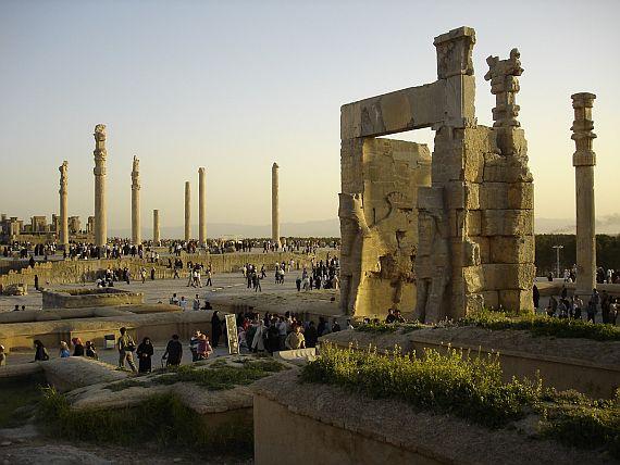древний город персеполь