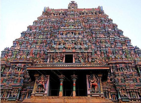 индия храм минакши