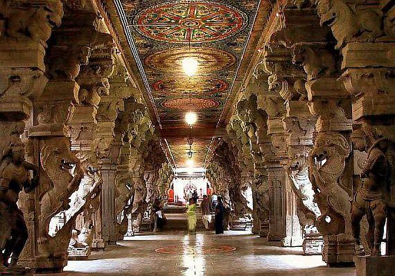 минакши фото храма