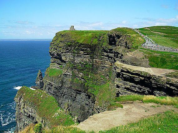 мохер в ирландии