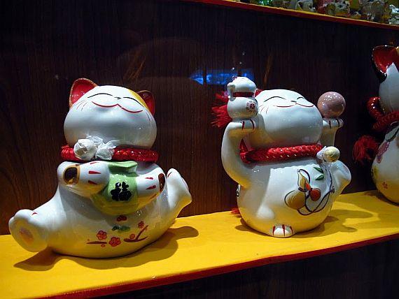 музей кошек в городе кучинг