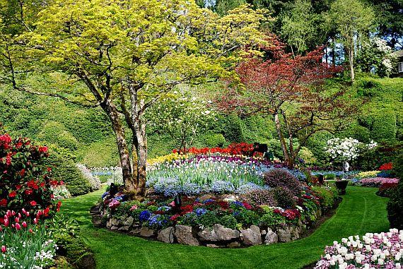 Бутчартов прекрасный сад