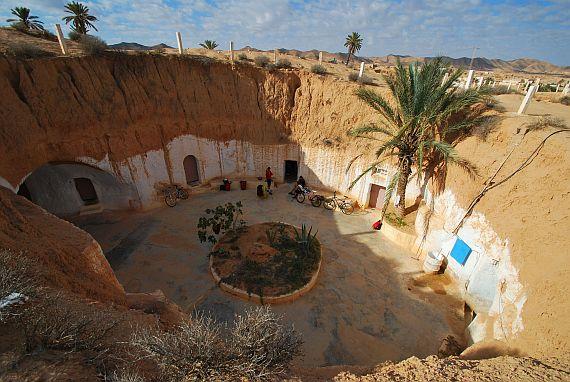 Матмата в Тунисе