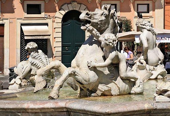 Навона, площадь в Италии