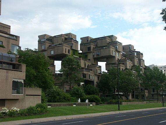Необычное строение